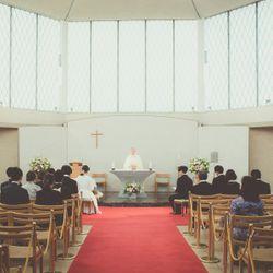 家族挙式の写真 4枚目