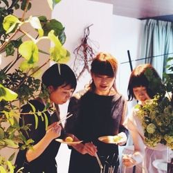 アフターパーティ装花の写真 2枚目