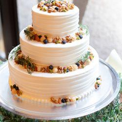 料理・ウェディングケーキの写真 1枚目