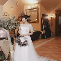 Wedding Dressの写真 5枚目