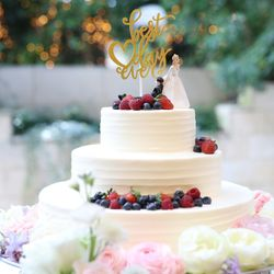 ケーキ、ファーストバイトの写真 4枚目