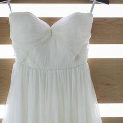 ウェディングドレスの写真 5枚目