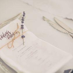 流しテーブル ゲストテーブル装花の写真 4枚目
