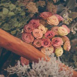 高砂 会場装花の写真 4枚目