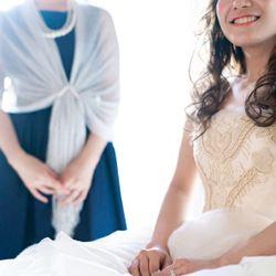 ウェディングドレス(ハワイ&国内披露宴)の写真 1枚目