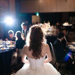 ウェディングドレス(ハワイ&国内披露宴)の写真 3枚目