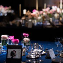 国内披露宴装花、会場装飾の写真 2枚目