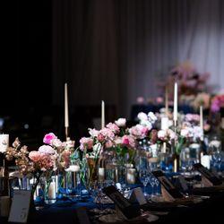 国内披露宴装花、会場装飾の写真 3枚目
