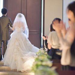 挙式 #人前式 #誓いの言葉 #ユニティーキャンドル #誓いのキス #リングブック #ハリーポッターの写真 3枚目