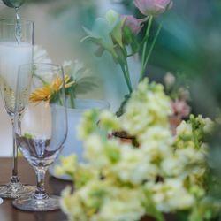 会場装飾・装花の写真 4枚目