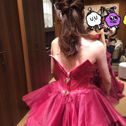 カラードレスの写真 9枚目