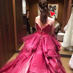 カラードレスの写真 8枚目