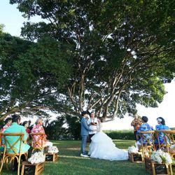 ハワイ挙式の写真 4枚目