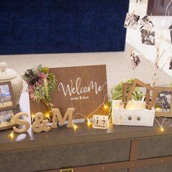 ブーケ、会場装花、装飾の写真 2枚目