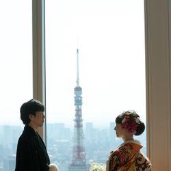 披露宴[アンダーズ東京]の写真 1枚目