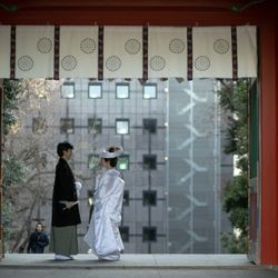 挙式[日枝神社]の写真 9枚目