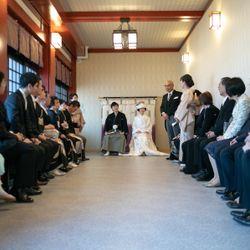 挙式[日枝神社]の写真 10枚目