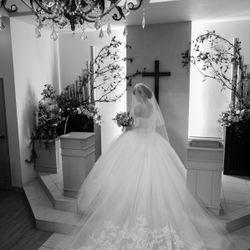 ウェディングドレスVera Wang の写真 1枚目