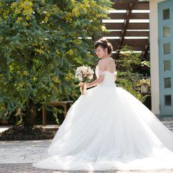 ウェディングドレスVera Wang の写真 3枚目