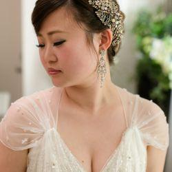 ウエディングドレス Jenny Packham willowの写真 2枚目
