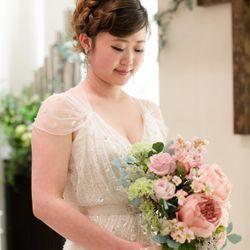 ウエディングドレス Jenny Packham willowの写真 4枚目