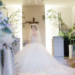 ウェディングドレス Vera Wang Lisaの写真 1枚目