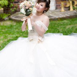 ウェディングドレス Vera Wang Lisaの写真 3枚目