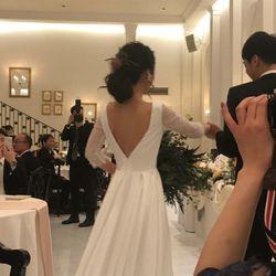 ウェディングドレス2の写真 2枚目