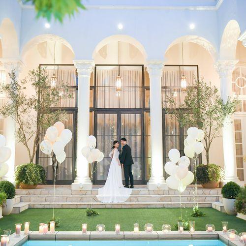 z.k_wedding_さんのアーヴェリール迎賓館 名古屋写真2枚目