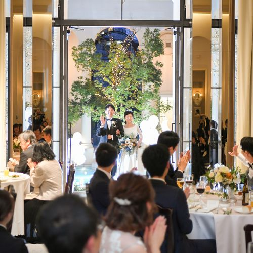 z.k_wedding_さんのアーヴェリール迎賓館 名古屋写真4枚目