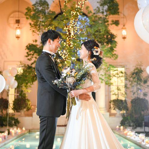 z.k_wedding_さんのアーヴェリール迎賓館 名古屋写真3枚目
