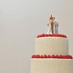 ケーキカット&ケーキバイトの写真 2枚目