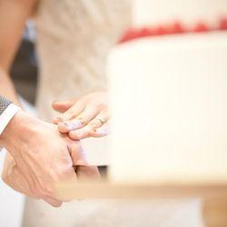 ケーキカット&ケーキバイトの写真 3枚目