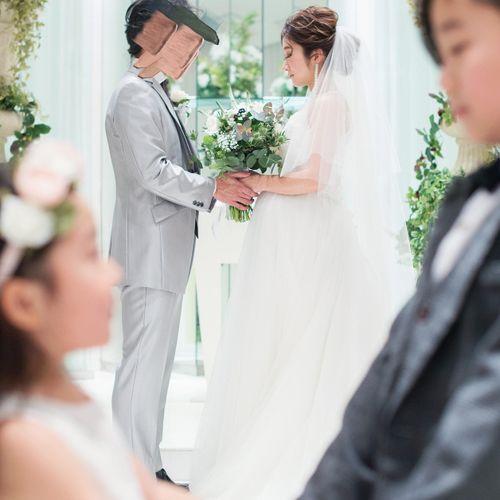 iiyyssiiさんの小さな結婚式 表参道店写真2枚目