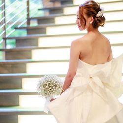 挙式ウェディングドレスの写真 1枚目