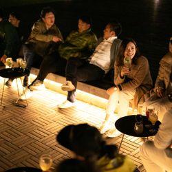 ウェディングパーティ ~夜の部~の写真 1枚目