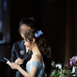 花嫁の手紙・両親へプレゼント贈答の写真 3枚目