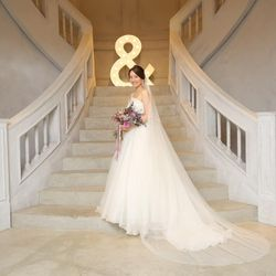 wedding dress 👗の写真 2枚目
