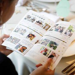 装飾・プロフィールブックの写真 2枚目