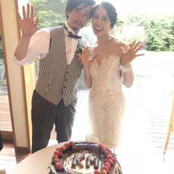 ケーキ・演出の写真 4枚目