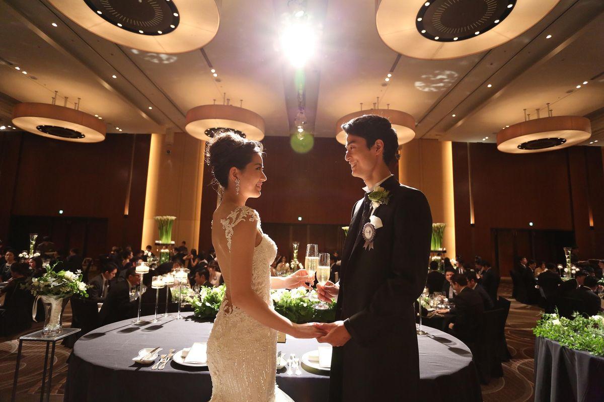 コンラッド東京の結婚式