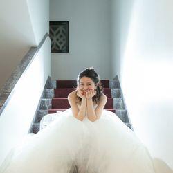 お色直しウェディングドレスの写真 4枚目