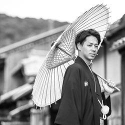 京都和装前撮りの写真 2枚目