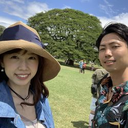 ハネムーン@ハワイの写真 2枚目