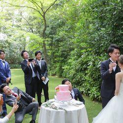 ファーストバイト、ハッピーバイト、ケーキカット、ウエストケーキの写真 4枚目