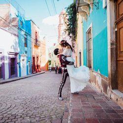 メキシコ前撮りの写真 2枚目