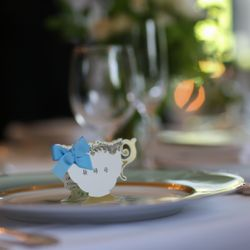 会場装飾・食事の写真 1枚目