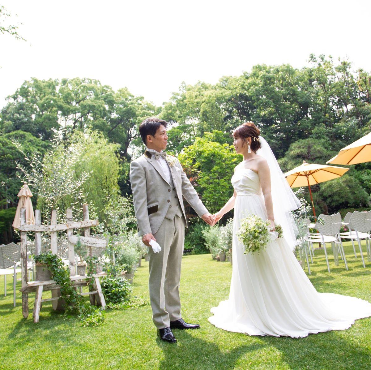 msdayk_weddingさんの北野ガーデン写真1枚目