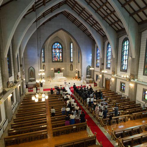 yukari.u.kさんのカトリック布池教会内 聖ヨゼフ館写真3枚目