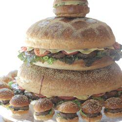 ハンバーガータワーの写真 2枚目